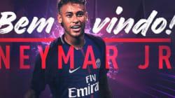 Neymar au PSG: c'est