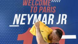 Le PSG présente son joyau