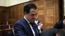 Γεωργιάδης: Κάνει τα πάντα για την καρέκλα ο κ.