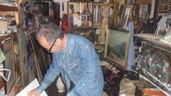 Le plasticien Akacha Talbi expose 50 ans de carrière