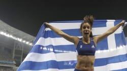 Χρυσό μετάλλιο για την Κατερίνα Στεφανίδη στο Παγκόσμιο Πρωτάθλημα Στίβου στο