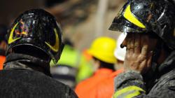 En Italie, des pompiers allumaient des feux pour être