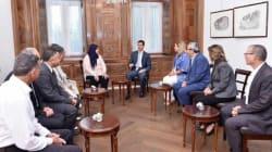 Bachar Al Assad se dit prêt à rétablir immédiatement la coopération sécuritaire entre la Syrie et la