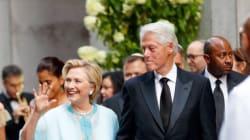 Hillary Clinton en gandoura à l'occasion d'un mariage à
