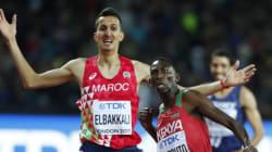 Mondiaux d'athlétisme: Soufiane Elbakkali remporte une médaille