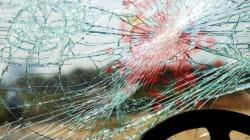 '1톤 화물차'로 헤어진 여성 들이받은 30대