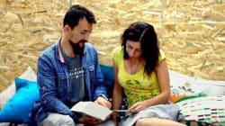 Μια βιβλιοθήκη για μετανάστες, πρόσφυγες, ξένους απ' όλο τον κόσμο και Έλληνες με ανοιχτό μυαλό έρχεται στην
