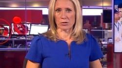 Υπάλληλος του BBC πιάστηκε στα πράσα να βλέπει ακατάλληλο βίντεο σε live μετάδοση δελτίου