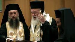 Η Ιερά Σύνοδος για τη φορολόγηση της περιουσίας των φορέων της Εκκλησίας της