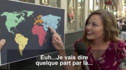 Où se trouve la Corée du Nord? Ces Américains n'en savent strictement