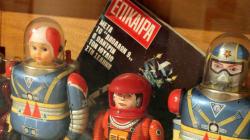 Κι όμως, υπάρχει κάτι που μπορεί να σε στείλει στο Διάστημα: Μια έκθεση στο