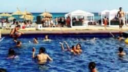 Les beach bars en Tunisie: Malgré les critiques, les Tunisiens en sont