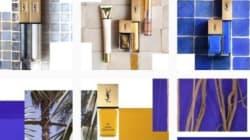Sur Instagram, Yves Saint Laurent passe du