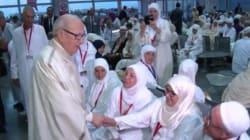 Tunisie: Béji Caid Essebsi assiste au départ des premiers pèlerins pour la Mecque