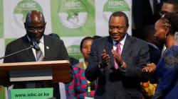 Κένυα: Επανεκλογή του Ουχούρου Κενυάτα ως προέδρου, με το 54,27% των