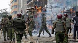 Présidentielle au Kenya: 2 morts dans des accrochages entre manifestants et