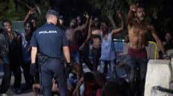 Le Maroc empêche deux nouvelles tentatives d'entrée illégale de migrants à