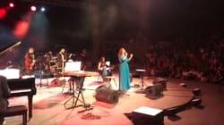 Lena Chamamyan a envoûté le public du Festival international de Hammamet dans une soirée exceptionnelle