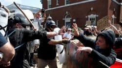 Les images hallucinantes du rassemblement d'extrême-droite à Charlottesville