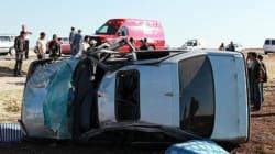 Un mort et 13 blessés dans un accident de la route à