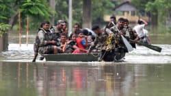Τουλάχιστον 165 νεκροί από πλημμύρες εξαιτίας των μουσώνων σε Ινδία, Νεπάλ και