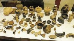 Αυτά είναι τα σπάνια αρχαία από τη Λιβύη που θα πωλούνταν στην
