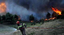 Υψηλός παραμένει ο κίνδυνος πυρκαγιάς για Τετάρτη 16 Αυγούστου σε συγκεκριμένες περιοχές της