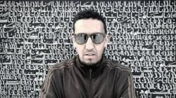 Le Tunisien Karim Jebbari invité à graffer sur la façade d'une mosquée de