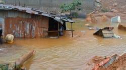 Inondations en Sierra Leone: 105 enfants parmi les