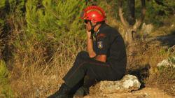 Ζάκυνθος: Σε ύφεση όλα τα πύρινα