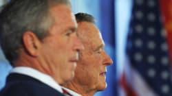 Σπάνια κοινή παρέμβαση των πρώην προέδρων Μπους ενάντια στις τελευταίες δηλώσεις Τραμπ για το