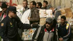 Le trafic de marchandises reprend entre Sebta et le