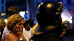 Τρομοκρατική επίθεση στη Βαρκελώνη. Φορτηγάκι παρέσυρε και σκότωσε 14 ανθρώπους και τραυμάτισε 100. Το Ισλαμικό Κράτος ανέλαβ...
