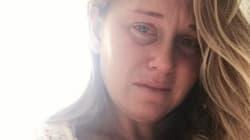 Une mère partage une photo déchirante sur