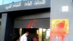 Une enquête ouverte pour déterminer l'identité des personnes ayant vandalisé le consulat du Maroc à