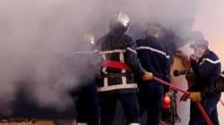 Constantine: un incendie ravage une unité de fabrication de médicament à