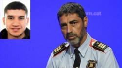 Les Mossos, à propos du terroriste fugitif:
