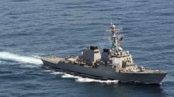 Δέκα αγνοούμενοι και πέντε τραυματίες σε σύγκρουση αμερικανικού αντιτορπιλικού με δεξαμενόπλοιο στη