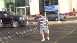 흥 넘치는 이 소년이 사우디에서 체포된