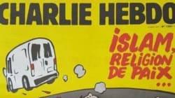 Charlie Hebdo taxé d'islamophobie avec sa Une sur les attentats en