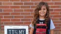 이 4살 아이가 등교를 거부당한
