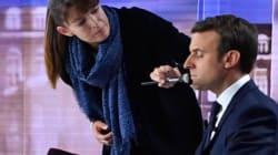 Macron a dépensé 26.000 euros de maquillage en 3