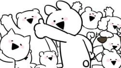 '오버액션토끼' 작가가 팬들과 소통하는 참신한