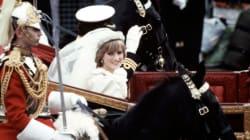Une vidéo du mariage de Charles et Diana restaurée en haute définition