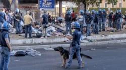 Emoi en Italie après l'évacuation violente de réfugiés à