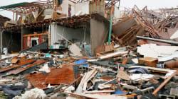 L'ouragan Harvey, rétrogradé en tempête tropicale, fait au moins deux