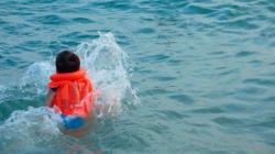 Βίντεο: Η συγκλονιστική στιγμή διάσωσης ενός παιδιού από