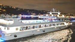 Mise en service du 1er bateau restaurant au niveau du port d'El Djamila à