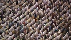 Περισσότεροι από 2 εκατομμύρια μουσουλμάνοι συμμετέχουν στο μεγάλο προσκύνημα στη