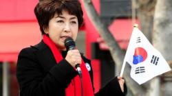 벌금형 받은 정미홍이 항소 의사를 밝히며 한